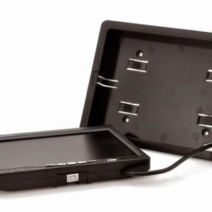 Monitor Auto 7 PolliciVisione Angolare 130° + Telecomando 3